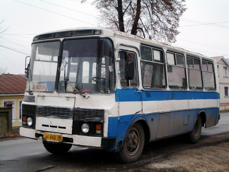парк автобусов уменьшился